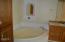 130 NE Magnolia St, Toledo, OR 97391 - Master Bath