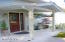 1083 NE Newport Heights Drive, Newport, OR 97365-9588 - Front Porch