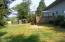1083 NE Newport Heights Drive, Newport, OR 97365-9588 - Rear yard & deck