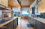 6269 NE Mast Ave., Lincoln City, OR 97367 - Kitchen with an ocean view