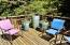 2601 NW Parker Ave, Waldport, OR 97394 - Back Deck!