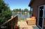 2963 NE East Devils Lake Rd, Otis, OR 97368 - Upper Unit Deck