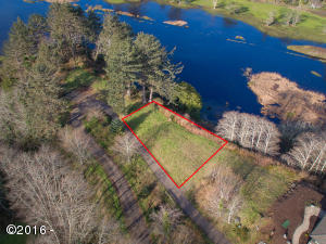 TL 700 Edelman Way, Neskowin, OR 97149 - Overhead View