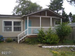 90 Laurel Street, Gleneden Beach, OR 97388 - Exterior Elevation