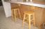 90 Laurel Street, Gleneden Beach, OR 97388 - Easting Bar at Kitchen