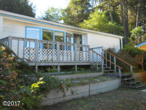 4405 Gary St, Depoe Bay, OR 97341 - Front