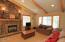 6271 NE Oar Dr, Lincoln City, OR 97367 - Living room