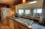 14536 S Coast Hwy, South Beach, OR 97366 - Kitchen with views
