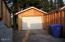 538 SE Elder St, Toledo, OR 97391 - garage