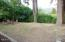 538 SE Elder St, Toledo, OR 97391 - backyard