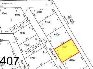 TL 6300 SE Quay Pl, Lincoln City, OR 97367 - Plat