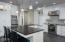 34505 Nestucca Blvd, Pacific City, OR 97135 - Island with bar seating