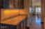 180 NW Gilbert Way, A, Newport, OR 97365 - hall with built ins