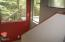 5810 Palisades Dr, Lincoln City, OR 97367 - Stairway to bedrooms