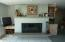 6765 Neptune Avenue, Gleneden Beach, OR 97388 - Fireplace