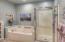 5965 SW Arbor Dr, Newport, OR 97366 - master bath