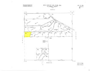 . Resort Drive Tm 4s1032a001700, Pacific City, OR 97135 - Plat Map
