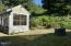 2310 NE 36th Dr, Lincoln City, OR 97367 - Greenhouse & firepit