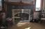 4411 SW Coast Ave, Lincoln City, OR 97367 - Gas Fireplace