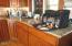 4411 SW Coast Ave, Lincoln City, OR 97367 - Hickory cabinetry
