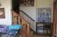 4411 SW Coast Ave, Lincoln City, OR 97367 - Stairs to upper bedroom