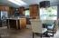 1128 NW Sunset Dr, Toledo, OR 97391 - dining area and kitchen