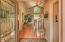 1935 NE Tide Ave, Lincoln City, OR 97367 - Leaded glass entry door