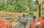 1935 NE Tide Ave, Lincoln City, OR 97367 - Rear deck for entertaining