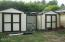 14627 SE Birch Street, South Beach, OR 97366 - Storage Sheds in Fenced Yard
