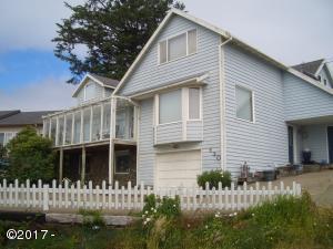 530 SW Coast Ave, Depoe Bay, OR 97341 - Ocean side elevation