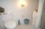 530 SW Coast Ave, Depoe Bay, OR 97341 - Toilet/shower room at 2nd ensuite
