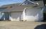 530 SW Coast Ave, Depoe Bay, OR 97341 - Garage Elevation w/RV Space