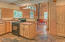 1266 N Yachats River Road, Yachats, OR 97498 - 1266-Cabin Kitchen