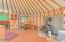 1266 N Yachats River Road, Yachats, OR 97498 - 1266-Yurt Interior