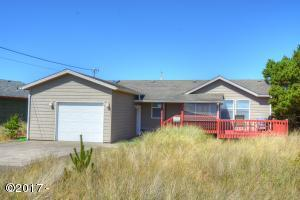1710 NW Dolphin Ln, Waldport, OR 97394 - Front Of Home