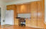 8306 E Alsea Hwy, Tidewater, OR 97390 - Built-in desk