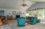 8306 E Alsea Hwy, Tidewater, OR 97390 - Living Room