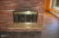 245 NE Edgecliff Drive, Waldport, OR 97394 - dining room fireplace side