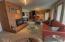650 SE 3rd St, Newport, OR 97365 - Unit 3 Kitchen Living area
