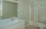 3125 SW Beach Ave., Lincoln City, OR 97367 - Studio Bathroom