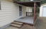 253 NE Vingie St, Yachats, OR 97498 - Covered Entry