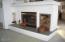 535 SW Cardinal Street, Depoe Bay, OR 97341 - Living Room fireplace