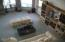 535 SW Cardinal Street, Depoe Bay, OR 97341 - View from loft to living room