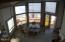 535 SW Cardinal Street, Depoe Bay, OR 97341 - View from loft to dining room