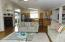 122 NW Sunset Way, Waldport, OR 97394 - Great Room w/Fireplace