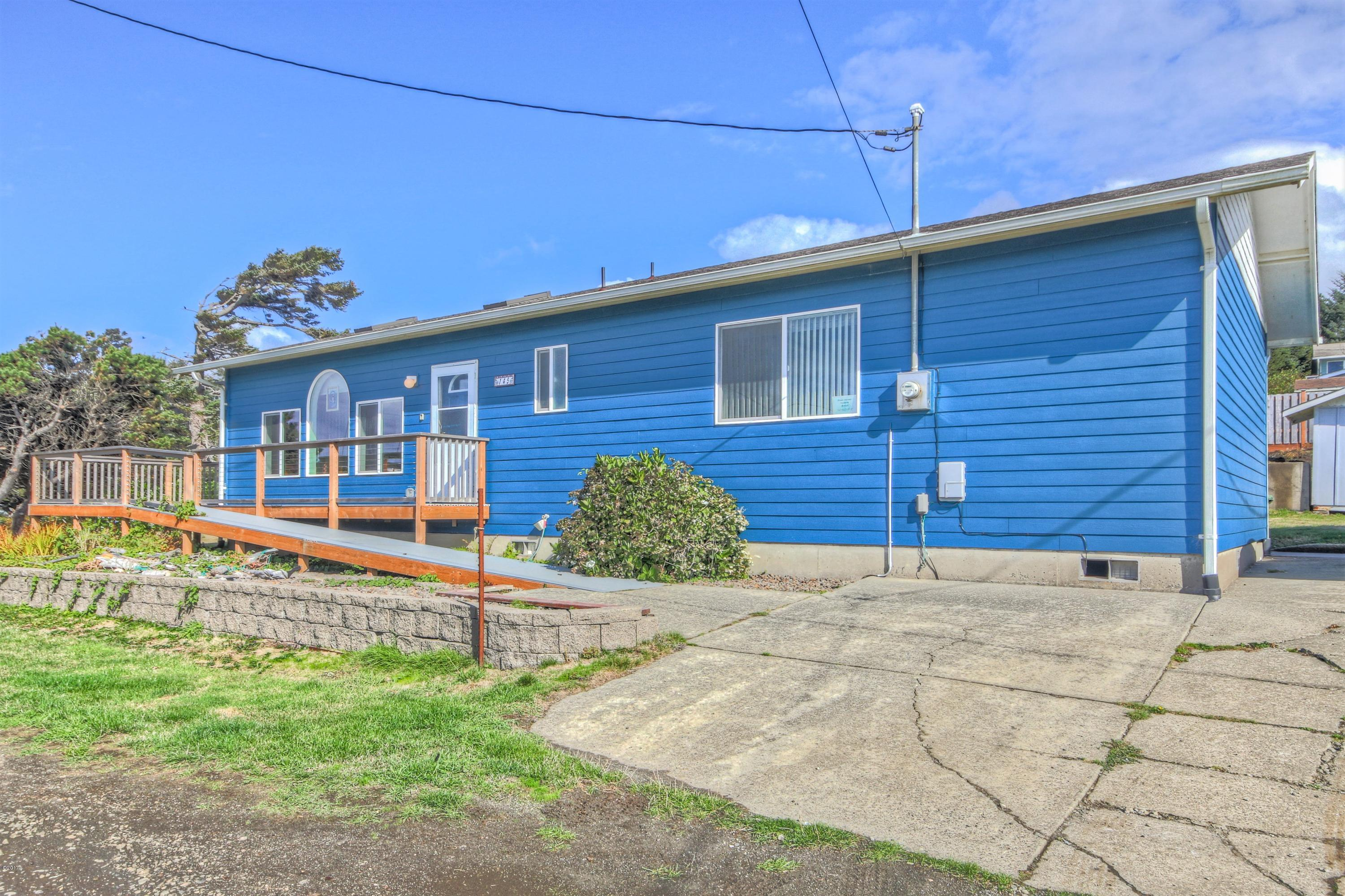 145 NW Spencer St, Yachats, OR 97498 - OCI-0
