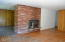 245 NE Edgecliff Drive, Waldport, OR 97394 - Fire place living room