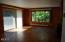 245 NE Edgecliff Drive, Waldport, OR 97394 - patio door window view