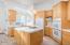 116 Fishing Rock Dr., Depoe Bay, OR 97341 - Gourmet Designer Kitchen