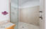 116 Fishing Rock Dr., Depoe Bay, OR 97341 - Glass Enclosed Shower